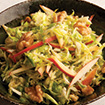 Brussels Sprout and Apple Salad