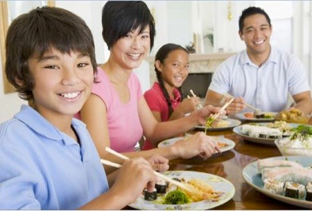 Family Dinners: Do They Make a Difference?
