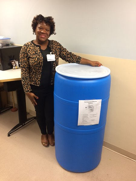 Pathology Employee Leads Hurricane Relief Effort for Dominica