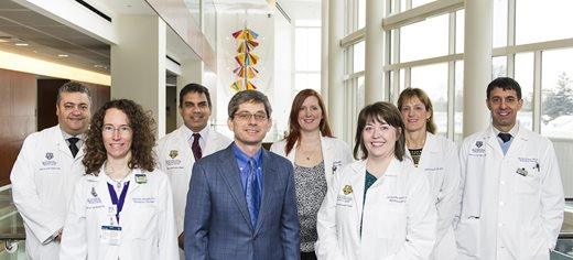 Brain and Spine Cancer Team