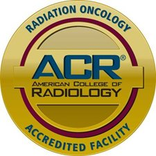 Radiation Oncology Accredited Facility by the American College of Radiology (ACR)