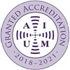 AIUM Granted Accreditation 2018-2021