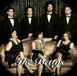 the Bettys Band Picture