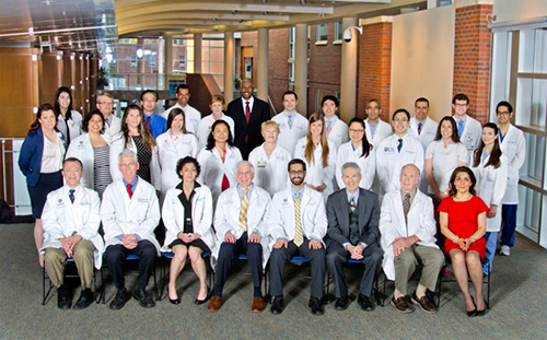 2015 Urology Residency Faculty Group