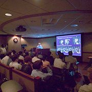 Photo of Grand Rounds Lecture
