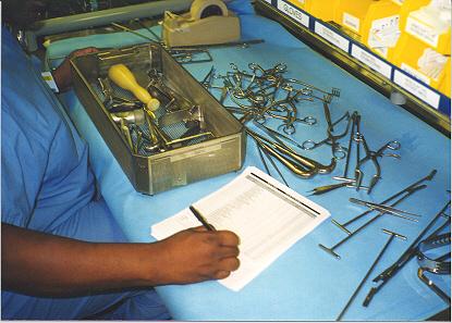 Basics on Processing & Sterilization -Sterile & Materials