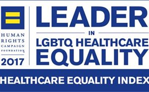 graphic Leader in LGBTQ Healthcare Equality