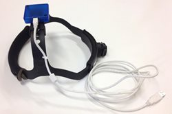 Headset Used in the Experiment for Home Practice