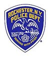 Rochester Police Department logo