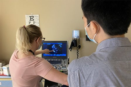 Practicing Echocardiography