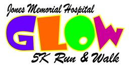 Jones Memorial Hospital GLOW 5K Run & Walk