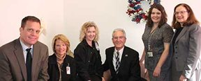 Team responsible for Primary Stroke Center designation