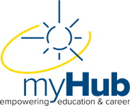 MyHub - professional development services logo