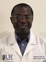 Matthew Asare, Ph.D.