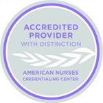 ANCC Accreditation with Distinction