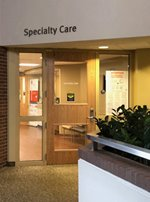 Specialty Care signange