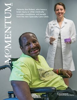 Cover of Momentum 2018