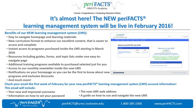 new lms perifacts cornerstone sumtotal