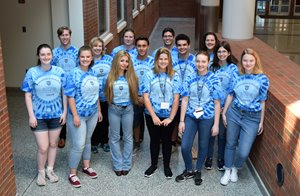 High Schoolers Engage with Pathology During Summer Program