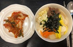 Korean dish