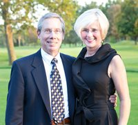 James David Brodell, Sr. '83M (Res) and Ann Pearsall