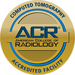 American College of Radiology (ACR) - Computed Tomography Accredited Facility