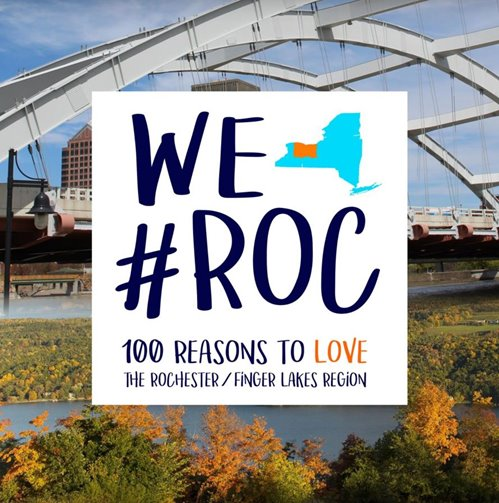 100 Reason we love Rochester and the Finger Lakes Region