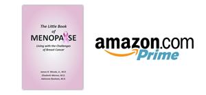 The Little Book of Menopauase Breast Cancer on Amazon