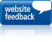 website feedback