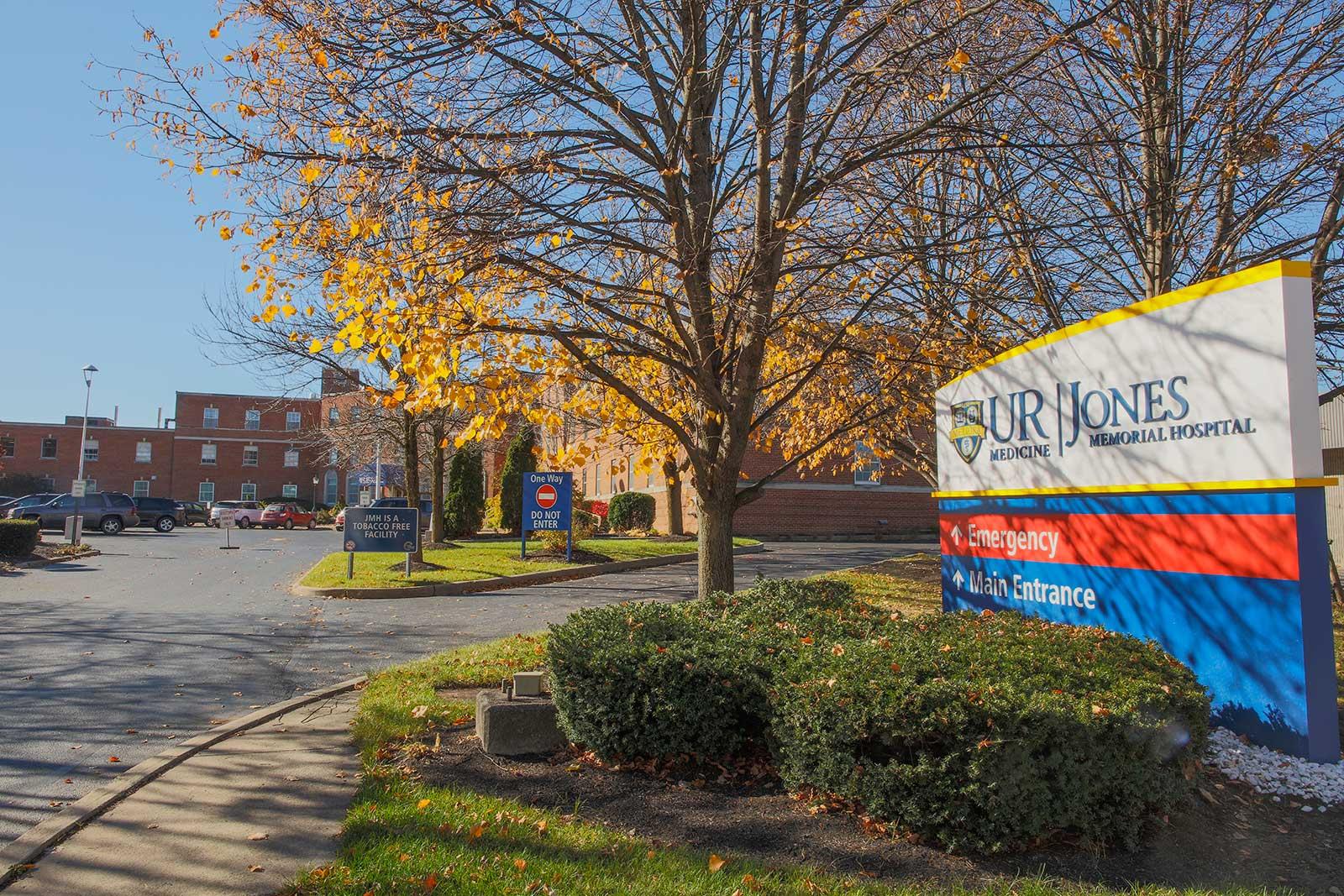 Jones Memorial Hospital