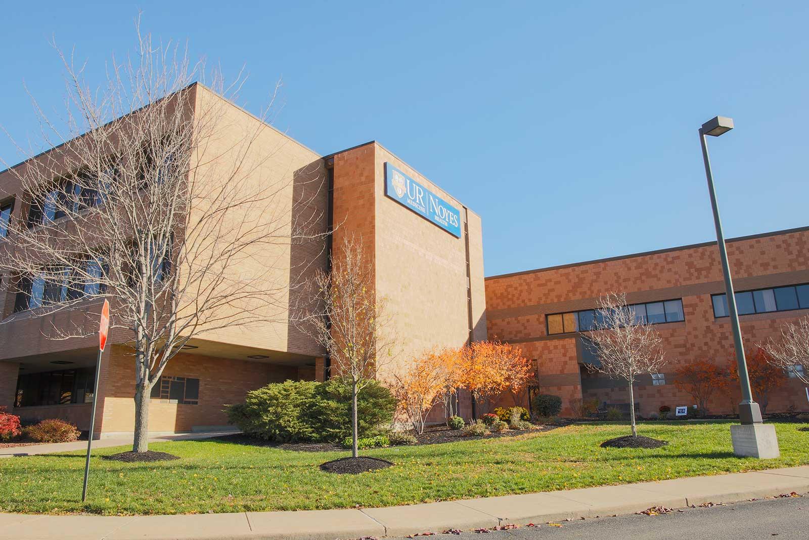 Noyes Memorial Hospital