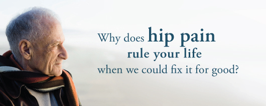 Hip Pain Ad