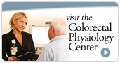 Visit the Colorectal Physiology Center
