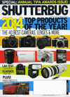 Shutterbug Magazine: Aug 2014 Cover