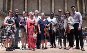 Brighton Sympony Orchastra at Eastman Theatre