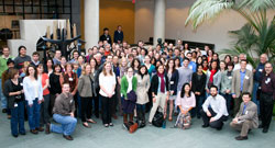 Neuroscience Graduate Program Retreat Group Photo 2011