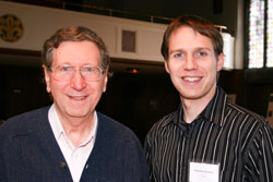 Dr. Peter Shrager and Dr. Steven Raiker