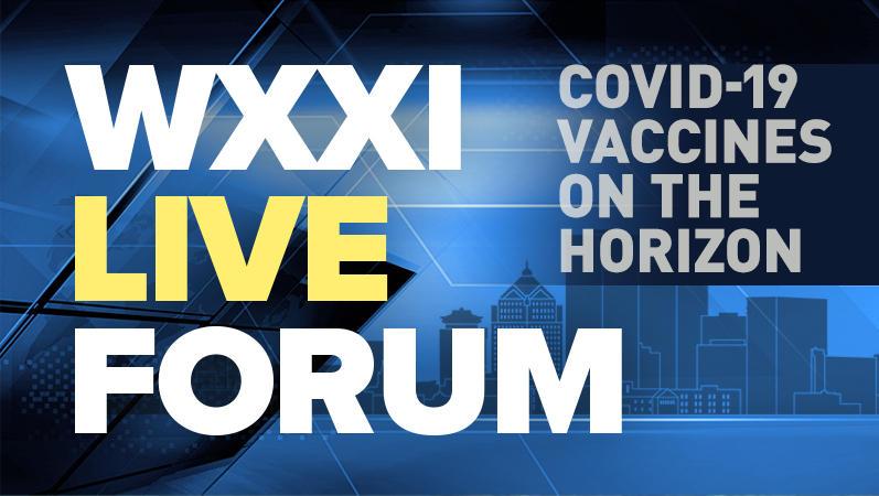WXXI Live Forum Logo