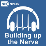 Icon for NINDS Building up the Nerve Podcast