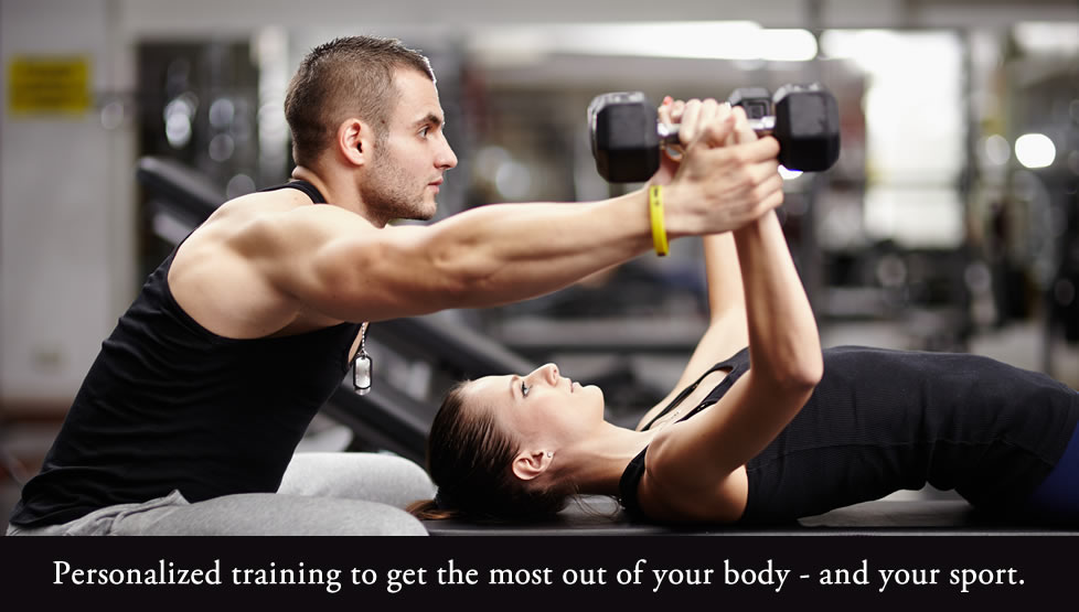Athletic Performance Training - Giving you the edge