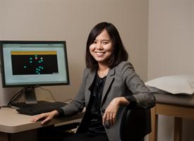 Photo of Dr. Lin